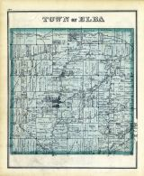 Elba 001, Genesee County 1876